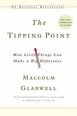 The Tipping Point by Malcolm Gladwell (Mp3, Download)