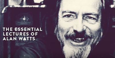 Alan Watts Essential Lectures (Mp3, Download)