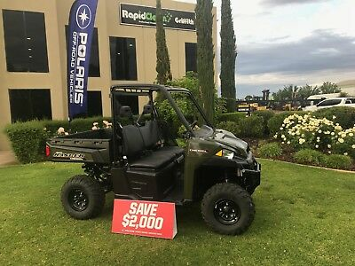 Polaris RANGER DIESEL1000 HD - SAVE $1500