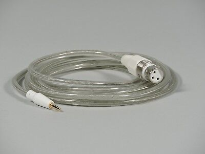 Griffin 10 foot 3 Pin XLR Female to 3.5mm Stereo Jack Mic Audio Cable