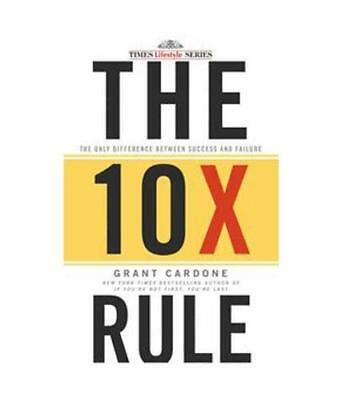 The 10x Rule by Grant Cardone (Mp3, Download)