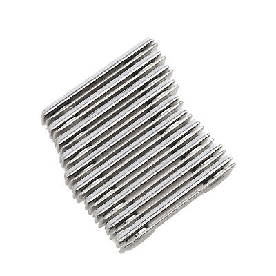 Self Adhesive 10 X Strong Magnetic Name Tag Badge Fastener ID Holder Card Magnet
