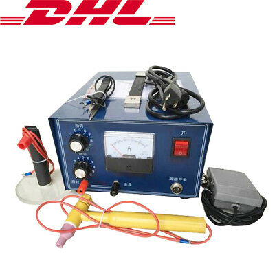 400W Pulse Sparkle Spot Welder 400W Gold Silver Platinum Jewelry Welding Machine