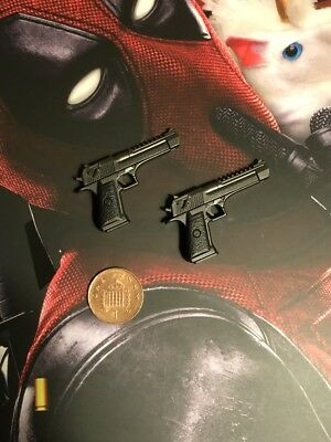 Hot Toys Dead Pool 2 MMS490 Yellow Trainee Shirt loose 1//6th scale