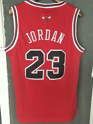 new product 65d5a 6fe86 MICHAEL JORDAN THROWBACK Swingman Basketball Jersey Bulls 23 S~XXXL