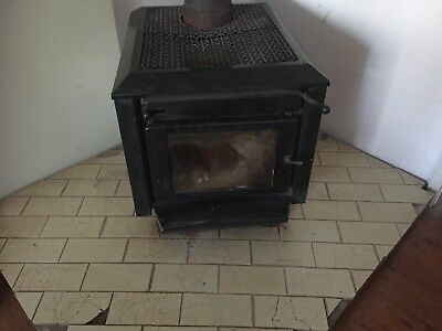Used fireplace for garage