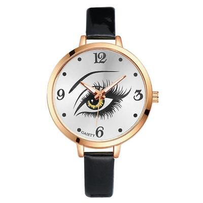 Women's Round Dial Wrist Watch Casual Steel/Leather Band Analog Quartz Watches