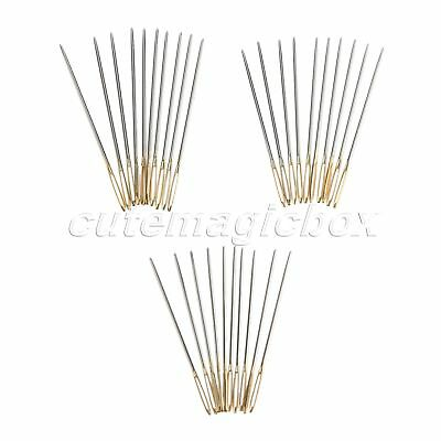 20/30Pcs 3 Sizes Knitting Yarn Blunt Needles with Big Eye Embroidery Sewing Tool