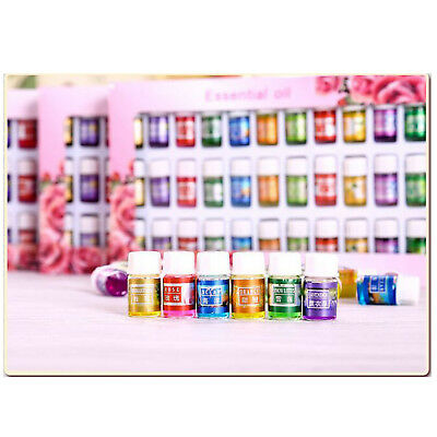 36PCS 3ML 12 Scents Essential Oils for Air Diffuser Aroma Therapy Humidifier Set
