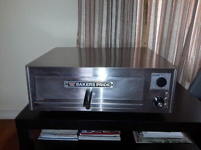 Bakers Pride Countertop Electric Oven Pizza Oven Baking Warming Model PX-16 Used
