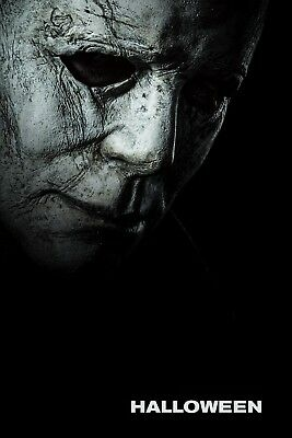Halloween (2018,dvd,release) Return Of Michael Myers...free Shipping...