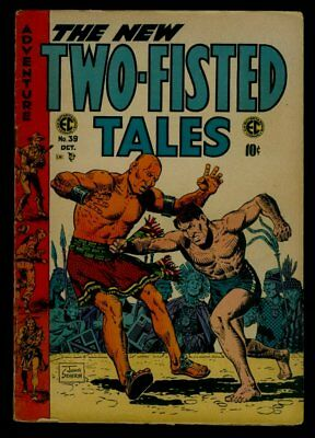 EC Comics TWO-FISTED TALES #38 VG/FN 5.0