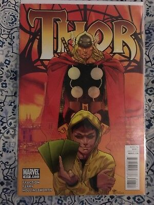 Thor #617 First Kid Loki Cover!