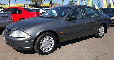 """FORD FALCON AUII """"6 SEATER"""" with RWC & REG"""