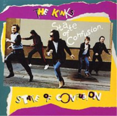 The Kinks-State of Confusion (UK IMPORT) CD NEW