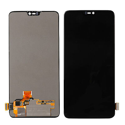 Original LCD Display Touch Screen Digitizer Assembly for Oneplus 6 Smartphone
