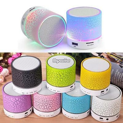New Portable Mini Rechargeable Wireless USB Bluetooth Speaker Mobile Phone MSF01