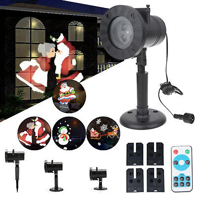Promotion 4 Pattern Dynamic Moving Laser Projector Stage Lights Lighting Party