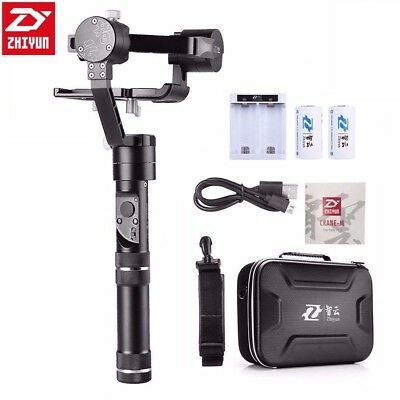Zhiyun Crane M 3-Axis Stabilizer Gimbal for Sports Cameras Smartphones iPhone