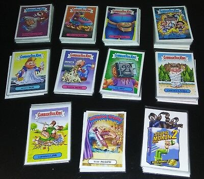 Garbage Pail Kids- 2019- We Hate The 90's lot
