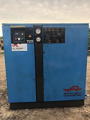 SOLD NOW SOLD ATLAS COPCO GA5 FF 7.5hp 3 phase INTEGRATED DRYER