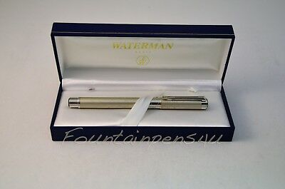 WATERMAN Fountain Pen Art Noveau NEW WITH BOX AND PAPERS