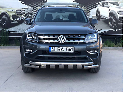 VW AMAROK SPOILER Bar Bull Bar Nudge Grill Guard City Guard