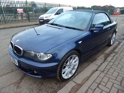 2005 55 BMW 3 Series 320 Cd SE 2 Door Convertible Turbo Diesel