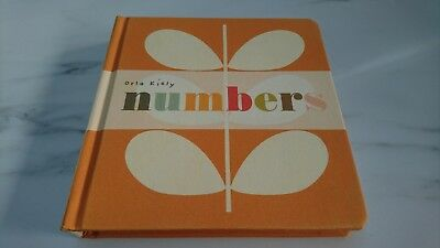 Numbers by Orla Kiely (Board book, 2012)