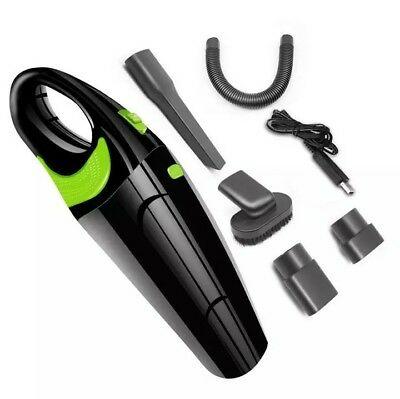 Car Vacuum Cleaner Cordless Wet/Dry 120W 4000Pa Suction Portable Hand-held