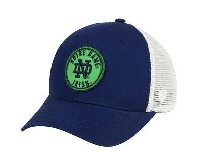 052d8537f9f ... shop new notre dame fighting irish top of the world coin trucker hat  cap adjustable 22027