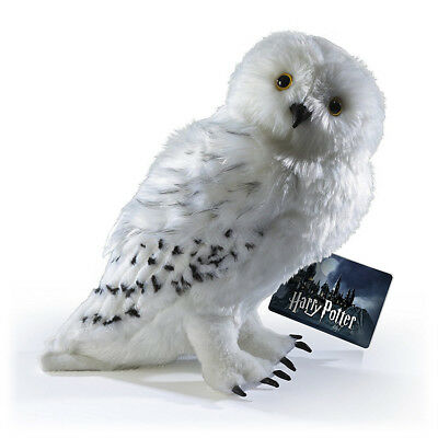 Official Harry Potter Hedwig Premium Collector's Plush New