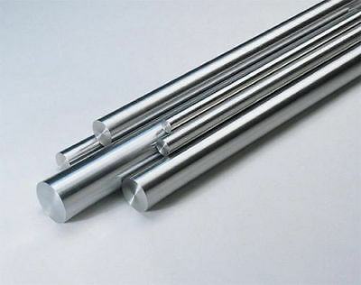 304 / A2 STAINLESS Round Bar Steel Rod MILLING WELDING METALWORKING  2mm - 100m