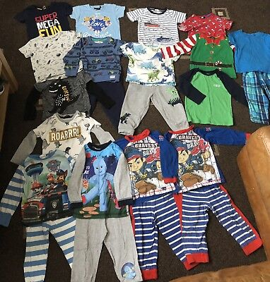 Boys Clothes Bundle 2–3 Years Blue Zoo Next Jasper Conran Mothercare George