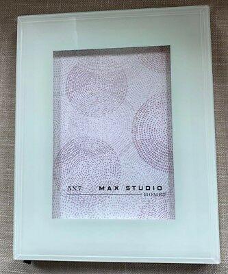 Max Studio Home Picture Frame 5 By 7 Metal New 2450 Picclick