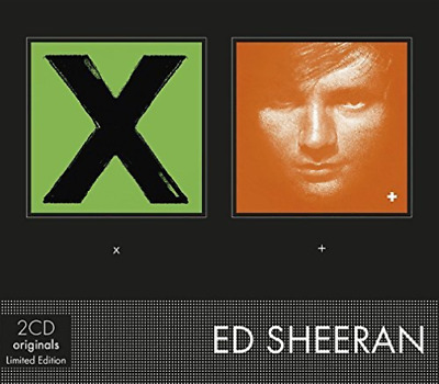 Sheeran, Ed-Multiply/ Plus (Us Import) Cd New