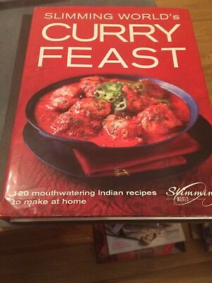Slimming World's Curry Feast Book