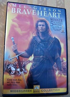 Braveheart Widescreen Collection DVD