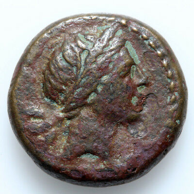 Unknown Ancient Greek Or Roman Bronze coin