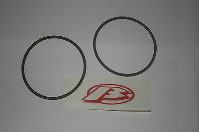 """Beta Evo Trials-Front Pipe/exhaust To Mid Silencer Box""""o"""" Rings - 2009 Onwards"""