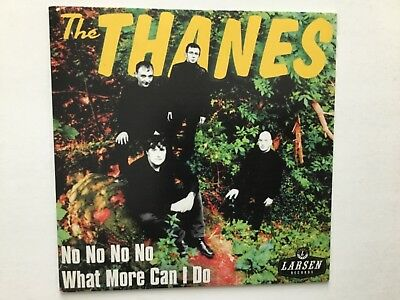 "The Thanes No no no no 7""  The Green Telescope Beat Garage"