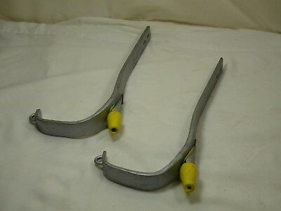 "Buckingham Bell Climbing Spikes Left & Right, 1-79, 13"", No Straps"