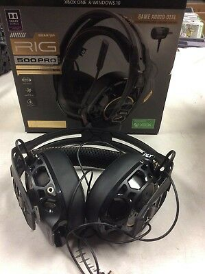 Plantronics RIG 500 PRO HX Wired Dolby Atmos Gaming Headset for