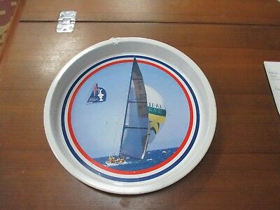 America's Cup Drinks Tray