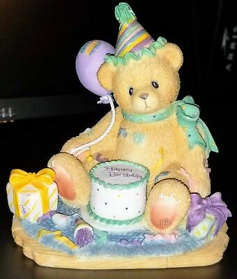 Cherished Teddies - You're The Frosting On the Birthday Cake - 306398 1997