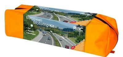 RAC European Motoring Kit For Travel In Europe EU CAR - Super FAST Delivery