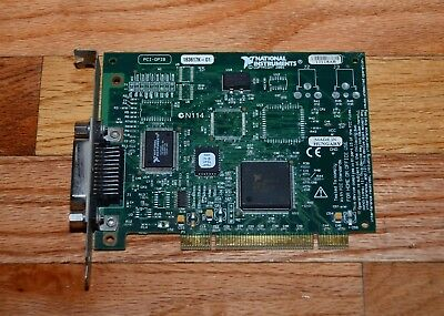 National Instruments NI PCI-GPIB 183617K-01 PCI GPIB IEEE488.2 Interface Card
