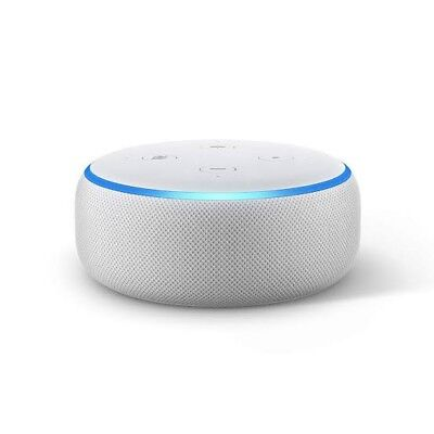 Amazon Echo Dot (3rd Generation) Smart Assistant - Sandstone