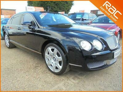 2005 Bentley Continental Flying Spur 6.0 Flying Spur 5 Seats 4Dr Auto 550 Bhp