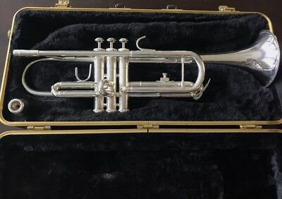 Bach Trumpet Model TR300H2 silver plated, Great Condition, Barely Used
